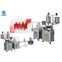 Buy cheap High Speed Lip Gloss Filling Machine SS 304 for Pearl Powder Material from wholesalers