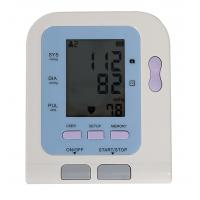 "Buy cheap 2.8"" digital LCD Blood Pressure Meter HE-O8C, Measurement Position is Upper Arm product"