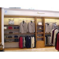 Buy cheap Tailored suit & dress shirt cloth display rack from wholesalers