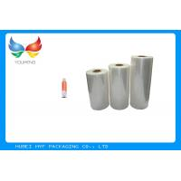 Buy cheap High Adaptability Stretch Film Wrapping Roll For Soft Beverage Bottle Labelling from wholesalers