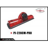 Black 150 Degree Brake Light Backup Camera ,  700 TVL Car Rear Parking Camera