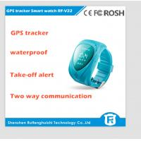 Buy cheap 2015 new GPS & Smart watch phone waterproof for kids from wholesalers