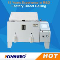 Buy cheap Electronic Phase Protection Salt Spray Test Chamber With PID Controller from wholesalers