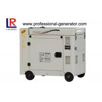 Buy cheap 50Hz Single Phase Flip Generator 8kva Portable Diesel Generator for Home from wholesalers