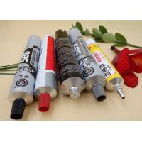 Buy cheap Six Colors Printing Adhesive Tube 99.7% Purity Collapsible Aluminum from wholesalers