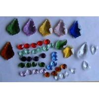 China Crystal Beads,Crystal Ornaments ,Decorations on sale