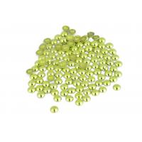 Buy cheap Loose Stud Hotfix Dome Studs High Color Accuracy Environmentally Friendly from wholesalers
