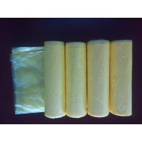 Buy cheap HDPE 30 Liter Colored Garbage Bags ,Plastic High Density Trash Bags 450 * 500mm product
