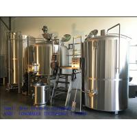 Buy cheap Stainless Steel Fermenter Beer Brewing Equipment Tanks System Full Jacket/50L-1000L from wholesalers