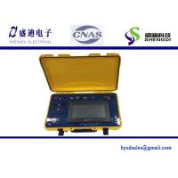 Buy cheap HS-3163P Portable single-phase energy meter Test Equipment,Max.60A internal Current & Voltage source,accuac 0.1% Class from wholesalers