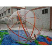 Buy cheap Transparent Inflatable Walk On Water Ball Water Walking Ball For Environmental Protection from wholesalers
