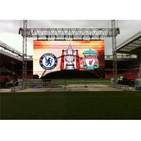 Buy cheap Indoor / Outdoor Giant LED Video Walls P6 HD LED Panels For Rental from wholesalers