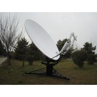 Buy cheap 2.4M C/ku Flyaway Antenna/mobile vsat antenna from wholesalers