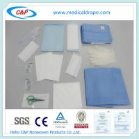 Buy cheap Surgical Delivery Drape Pack With Reinforced Surgical Gowns from wholesalers