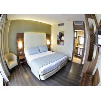 Buy cheap Deluxe Modern Hotel Bedroom Furniture , King Size Bedroom Sets from wholesalers