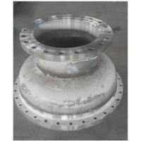 Buy cheap Heat Exchanger and Condenser Cover Head Welding with Flange from wholesalers