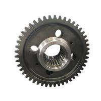 Buy cheap cement mixer big gear,China big spur gear for textile machinery from wholesalers