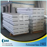 Buy cheap CBM EPS Insulation Polystyrene Corrugated Sandwich Panel Color Steel Roofing Panel from wholesalers