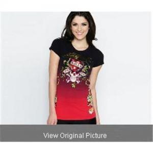 Buy cheap Apparel,Women's T-shirt ,Ed Hardy T-shirt product