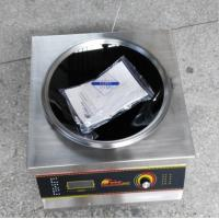 Stainless Steel Industrial Induction Stove With Imported IGBT / Component