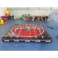 Buy cheap Custom Inflatable Tumble Track , Inflatable Air Mat For Gymnastics from wholesalers