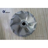Buy cheap GT22 704136-0002 Turbocharger Parts Turbo Compressor Wheel for ISUZU NPR product