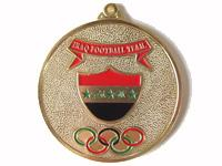 Buy cheap Sports medal,Olympic medallion,custom metal trophy,soft enamel badge of honor from wholesalers