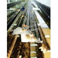 Buy cheap PVC artificial marble profiles doorframe/skirting line making machinery/production line product