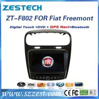 Buy cheap ZESTECH good quality OEM car multimedia for Fiat Freemont car audio video gps navigation car dvd cd player bt from wholesalers