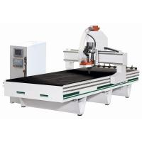 Buy cheap High Precision CNC Wood Router Machine With Heavy Steel Gusseted Plate Frame from wholesalers