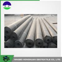 Buy cheap 1.50mm HDPE Polyethylene Pond Liner High Seepage For Agriculture from wholesalers