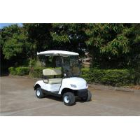 Buy cheap White Street Legal Electric Golf Carts 4 Wheel Drive Mobility Scooter 3 Kw Motor Power from wholesalers