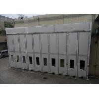 Buy cheap Full Down Draft Industrial Spray Booth 14 X 12 M Diesel Burner For Air Craft from wholesalers