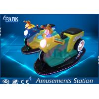 Buy cheap Rotational Molding Amusement Park Bumper Cars High Simulation Handle 30W from wholesalers