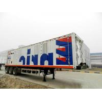 Buy cheap CLWEnric 12.5 m 5.6 t 3-axis flammable gas tank transport trailer HGJ9390GRQ0086 from wholesalers
