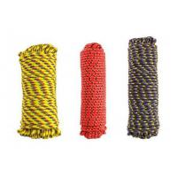 Buy cheap 6mm-12mm Braided Polypropylene General Purpose diamond solid braid Rope Color may vary from wholesalers