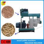 Buy cheap Ring Die Biomass  Wood Pellet Mill / Wood  Pelle Machine from wholesalers