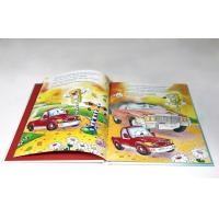 Buy cheap Professional Kids Hardcover Photo Book Printing Story A4 Paper With Eva Foam from wholesalers