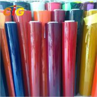 Buy cheap Colorful Pvc Plastic Sheet Roll / Flexible Pvc Film 0.08mm-0.5mm Thick 120-200cm from wholesalers