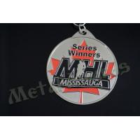 Buy cheap MHL Design Baseball Award Medals , Custom Medals No Minimum For Sports Gifts from wholesalers