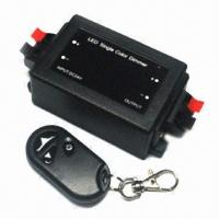 Buy cheap Remote Control LED Dimmer with 1-channel Output and -20 to 60°C Working Temperature product