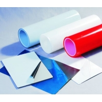 Buy cheap Temporary LLDPE 0.06mm Sheet Metal Protective Film For Aluminum Sheet from wholesalers