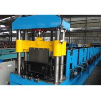 Buy cheap 0.8 - 1.2mm Thickness Cable Tray Roll Forming Machine 11KW + 5.5KW product