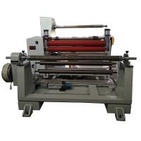 Buy cheap Auto PVC tarpaulin slitter rewinder machine with high quality from wholesalers