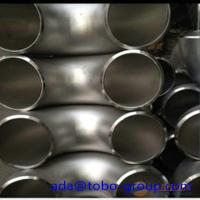 Buy cheap Butt welding fittings / Stainless Steel Elbow 1 - 72inch ASME B16.9 WP304 from wholesalers