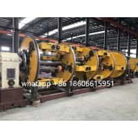 Buy cheap Active Planetary Steel Wire Armouring Machine With Back-twister PND500 30+30 Spools from wholesalers