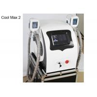 Buy cheap 50 / 60hz Cryolipolysis Fat Freeze Slimming Machine Cellulite Reduction from wholesalers