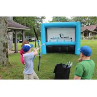Buy cheap Inflatable Safe Archery Archery Hoverball Target Challenge For Children from wholesalers