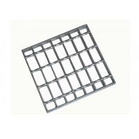 Buy cheap Light Duty Stainless Steel Walkway Gratings Non Slip Surface 304 316 Material from wholesalers