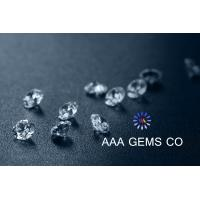 Buy cheap VVS Grade Loose Moissanite Pure Carbon Diamond 0.8mm - 18mm Size RM-030 from wholesalers